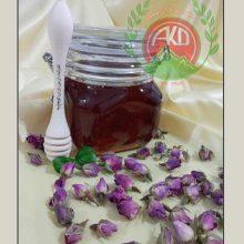 عسل با رایحهی گل محمدی 350 گرم