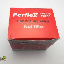 صافی بنزین پراید دو سر راست پلیمری پرفلکس