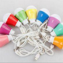 لامپ ال ای دی نشکن USB